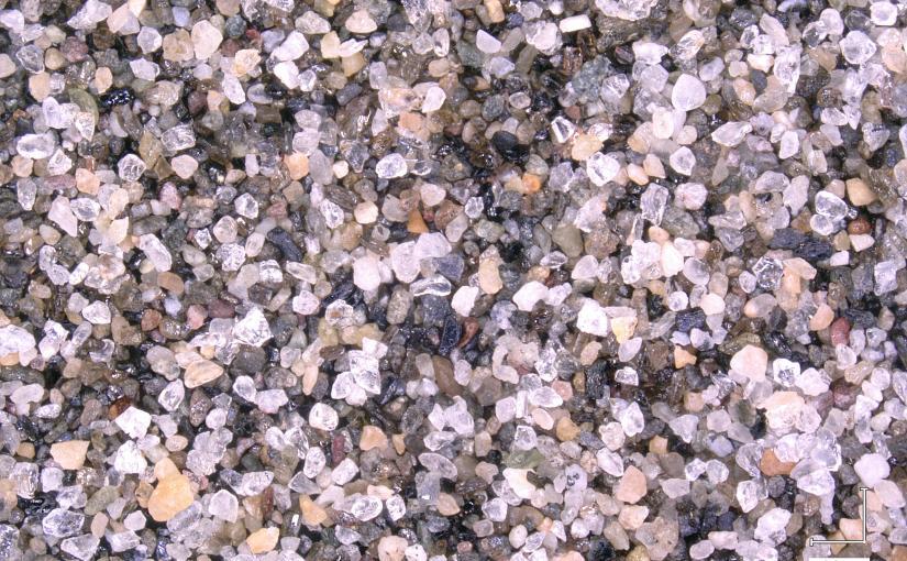 Sand: Clatsop Beach,Oregon