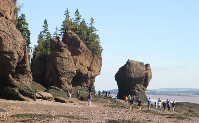 Ungava Bay: Giving the Bay of Fundy a Run for itsMoney