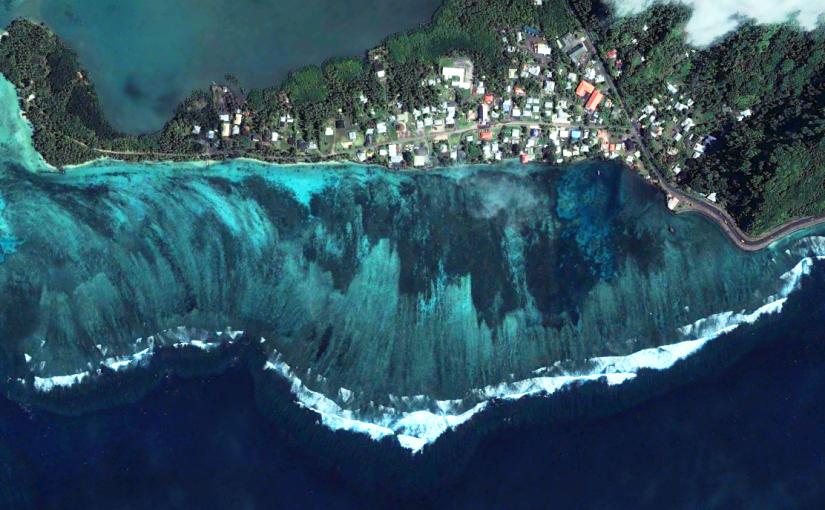 Clustering Coral Reefs for Coastal FloodForecasting
